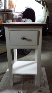 Nightstand finished 2