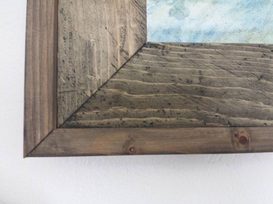 TUTORIAL: Getting an awesome distressed and reclaimed wood look in ...