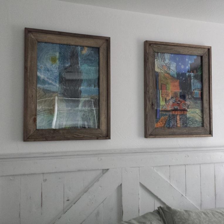 Farmhouse Style Frames