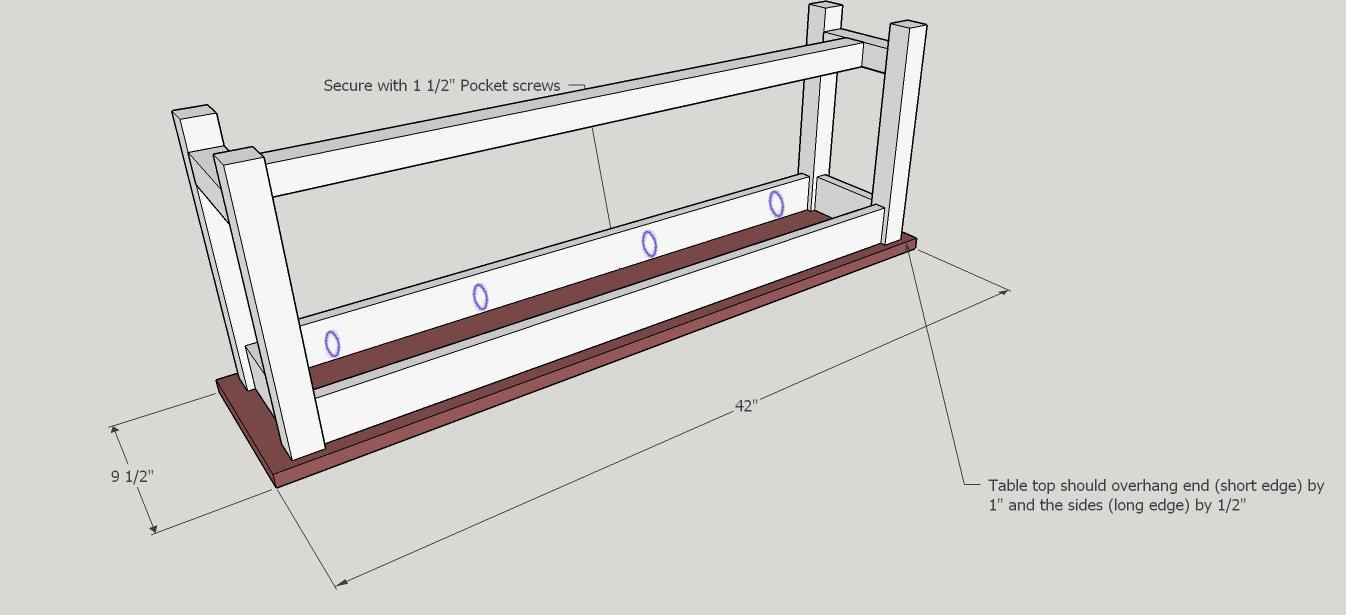 plans  building a kids bench for under  15  u2013 renorustic