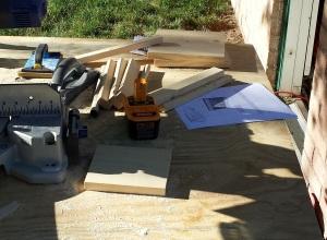 Creating Sawdust