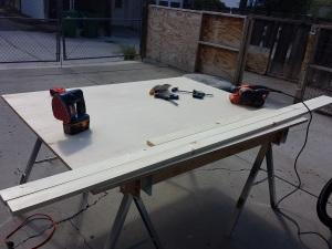 Step1 Sanding